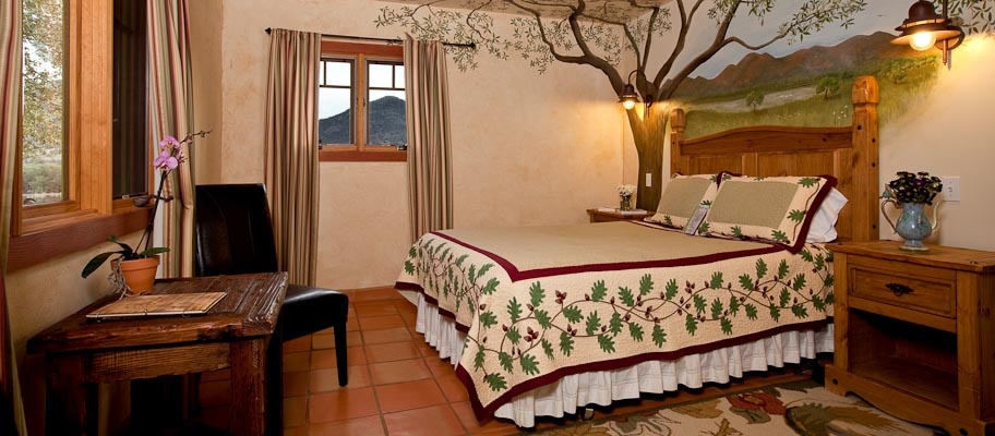 lodging near tucson az birding  Resort near Karchner caverns