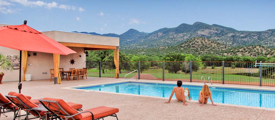 lodging near tucson az birding  Resort near National Parks